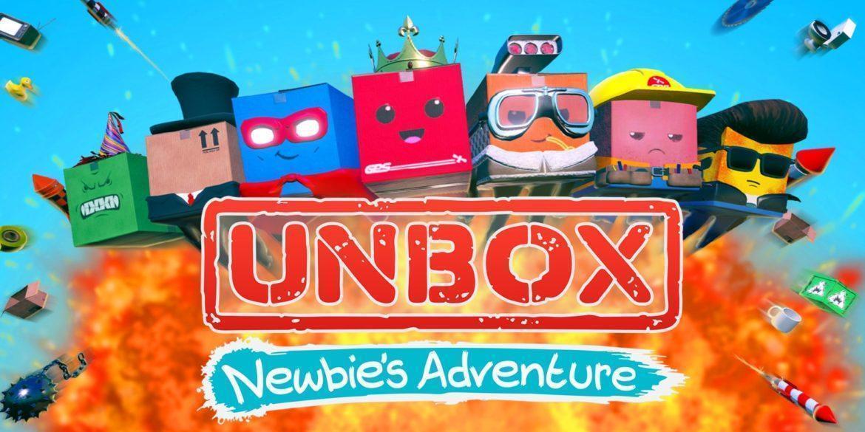 Обзор: Unbox: Newbie's Adventure - Коробка путешественница 2