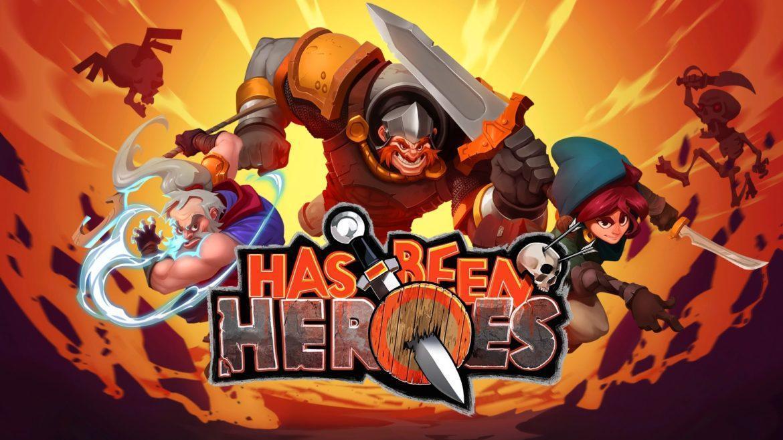 Has Been Heroes - Новая сказка от Frozenbyte 2