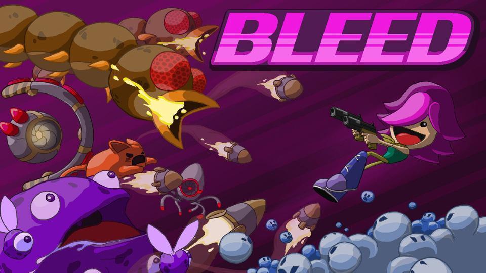 Обзор: Bleed - Tell Me, Do You Bleed? 2
