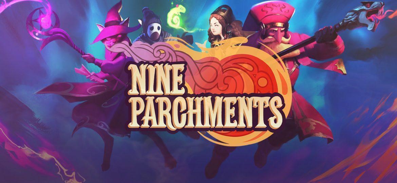Обзор: Nine Parchments - Где этот Гендальф? 2