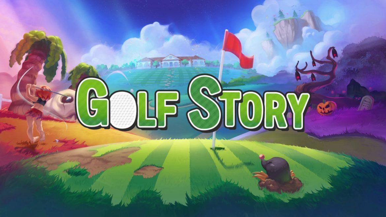 Golf Story - Гольфическая история 2