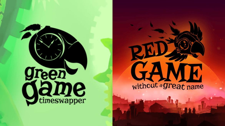 Обзор: Red Game & Green Game - Красная или Зелёная? 2