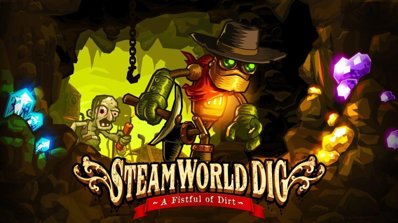 Обзор: SteamWorld Dig - Механический запад 2