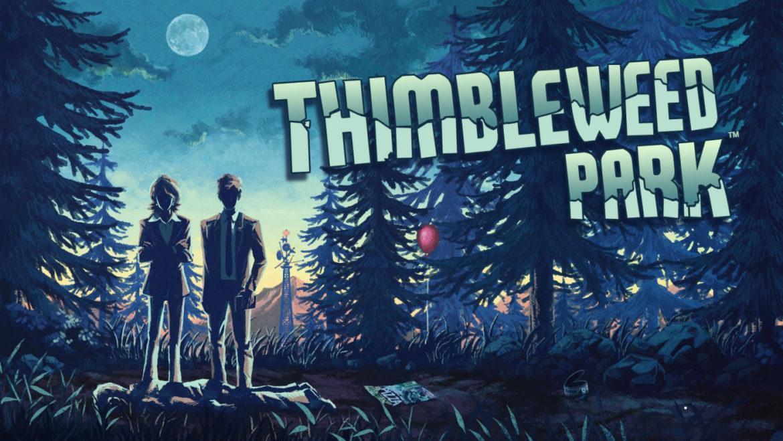 Thimbleweed Park - Приключение по ламповым 90-ым 2