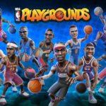 NBA Playgrounds - Космический Jam 1