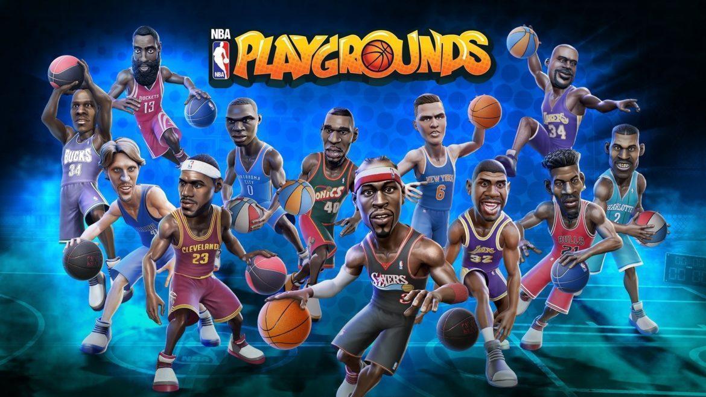 NBA Playgrounds - Космический Jam 2