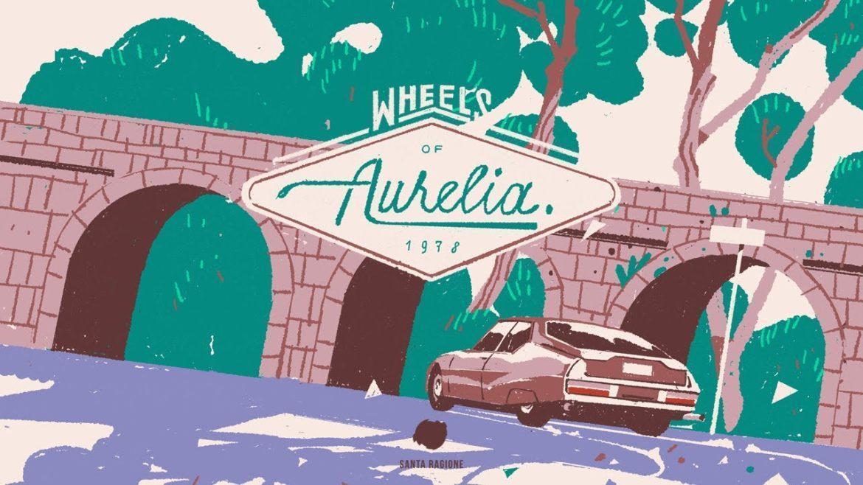 Обзор: Wheels of Aurelia - Графическое ничто 2