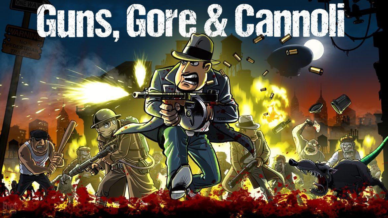 Обзор: Guns, Gore & Cannoli - Зомби, Мафия, Цанноли 2