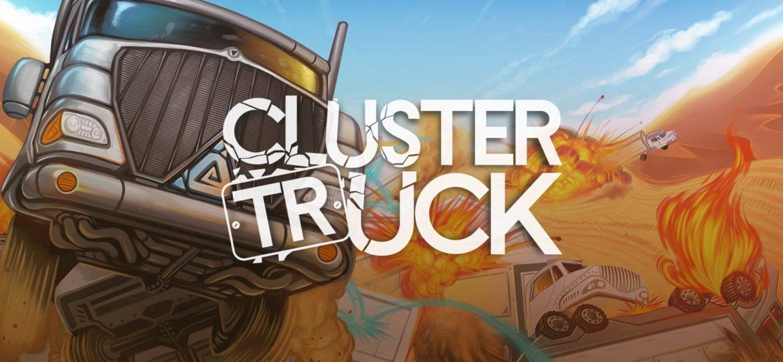 Обзор: Clustertruck - Или пособие по борьбе с гравитацией 2