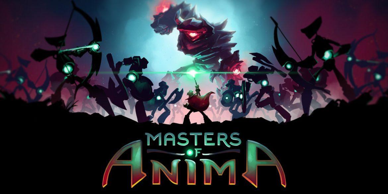 Обзор: Masters of Anima - На магическом пьедестале 2