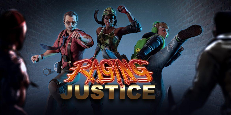 Обзор: Raging Justice - Справедливости ради 2
