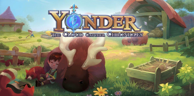 Обзор: Yonder: The Cloud Catcher Chronicles - Приключение на минималках 2
