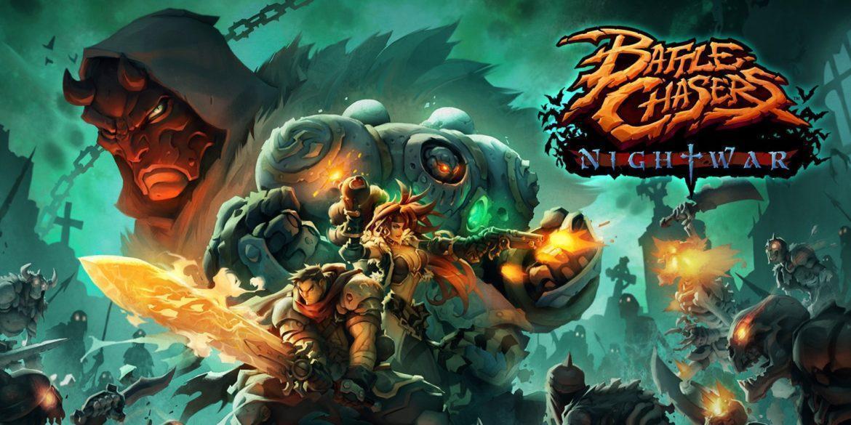 Обзор: Battle Chasers Nightwar - Трое в сете, не считая игрока 2