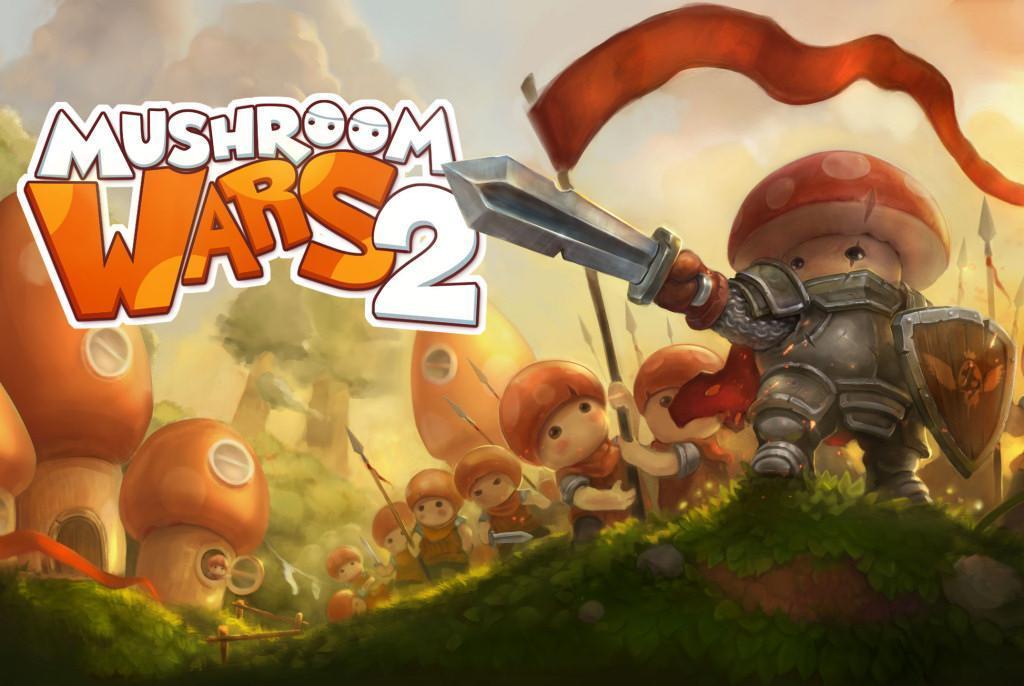 Обзор: Mushroom Wars 2 - После дождичка в четверг 2