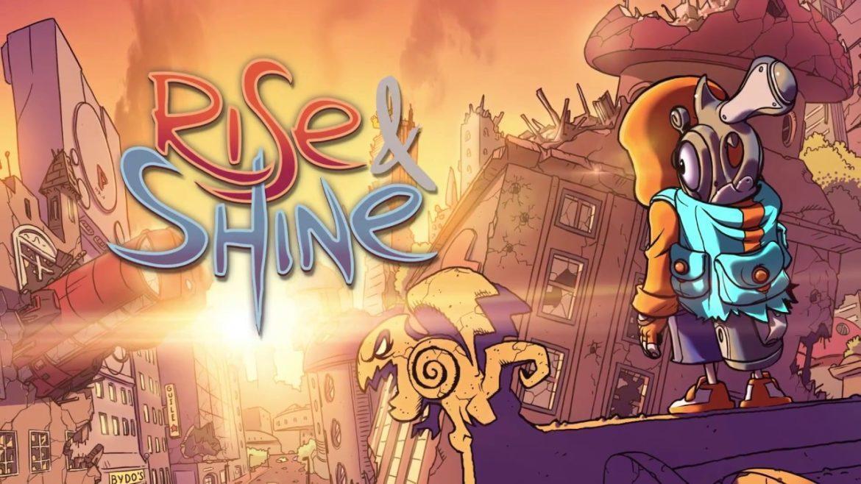Обзор: Rise & Shine - Игровойны 8