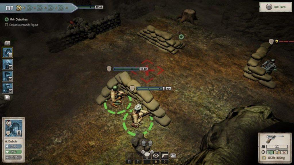 Обзор: Achtung! Cthulhu: Tactics - Пародия на XCOM, только с щупальцами. 3