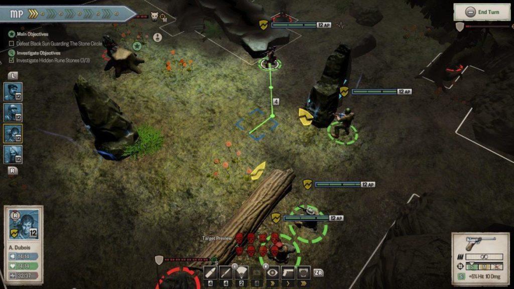 Обзор: Achtung! Cthulhu: Tactics - Пародия на XCOM, только с щупальцами. 8