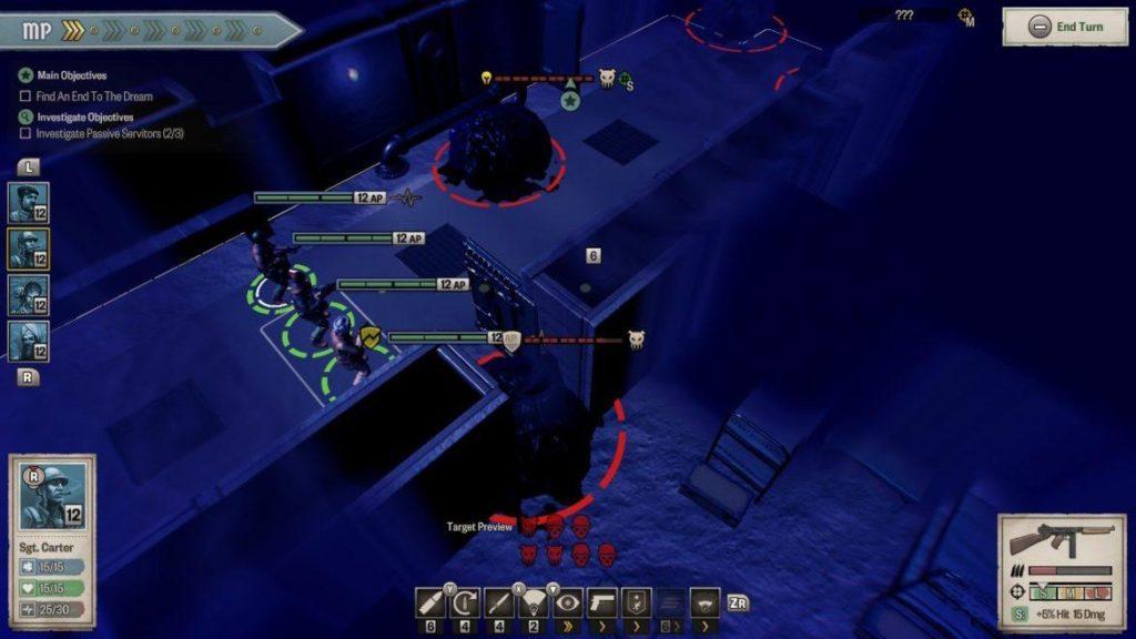 Обзор: Achtung! Cthulhu: Tactics - Пародия на XCOM, только с щупальцами. 1