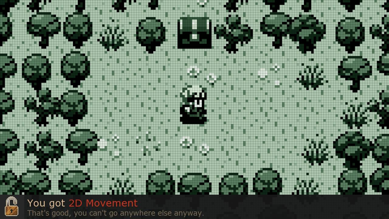 Обзор: Evoland Legendary Edition - Путеводитель по видеоиграм. 1