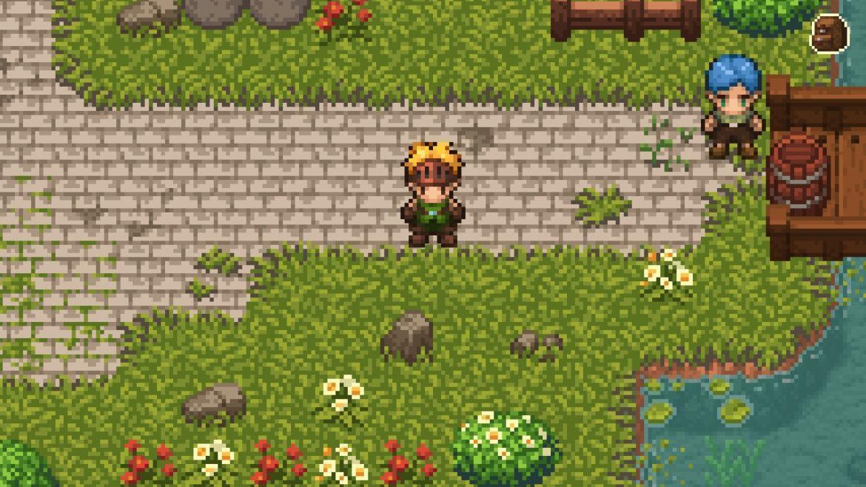Обзор: Evoland Legendary Edition - Путеводитель по видеоиграм. 2