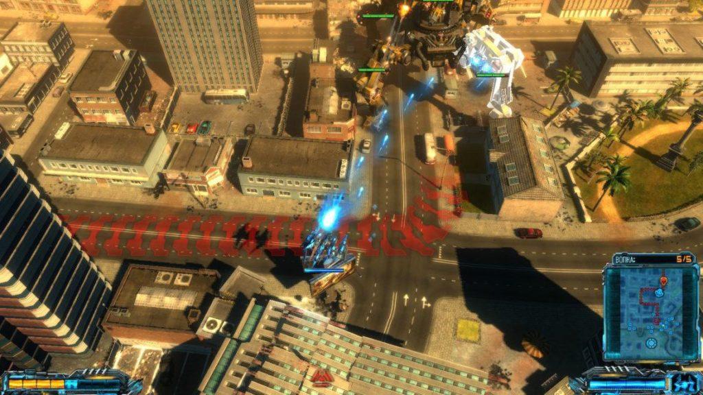 Обзор: X-Morph: Defense - Межпространственное беззаконие. 7