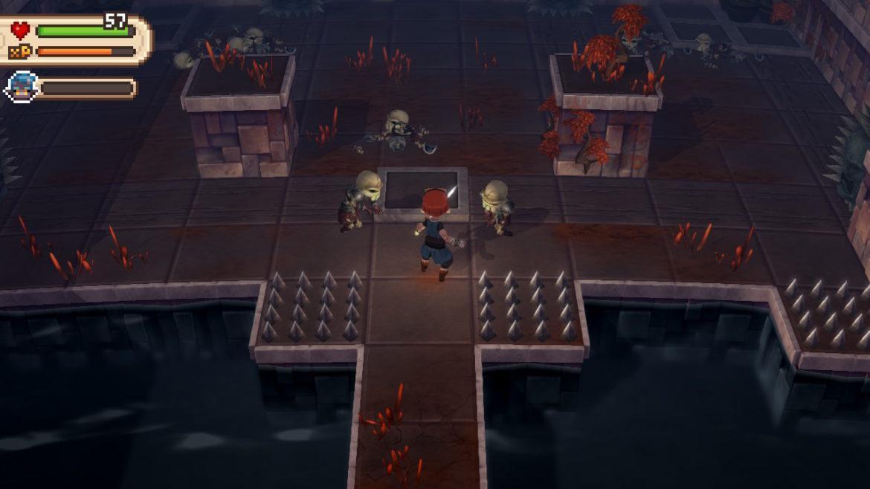 Обзор: Evoland Legendary Edition - Путеводитель по видеоиграм. 4