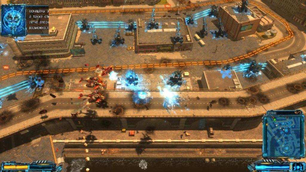 Обзор: X-Morph: Defense - Межпространственное беззаконие. 8