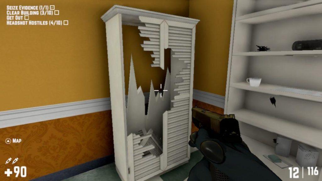 Обзор: RICO - Max Payne на самых минимальных минималках. 3