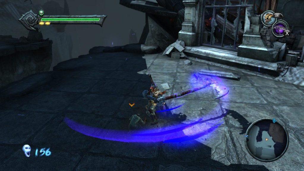 Обзор: Darksiders Warmastered Edition - Зов всадника 9