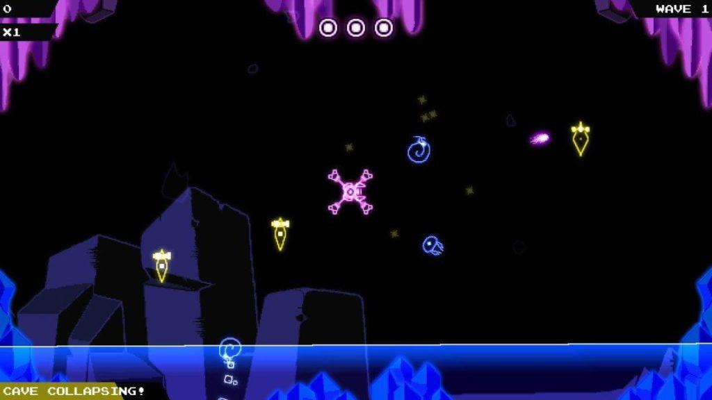 Обзор: Neon Caves - Покорение глубины 2