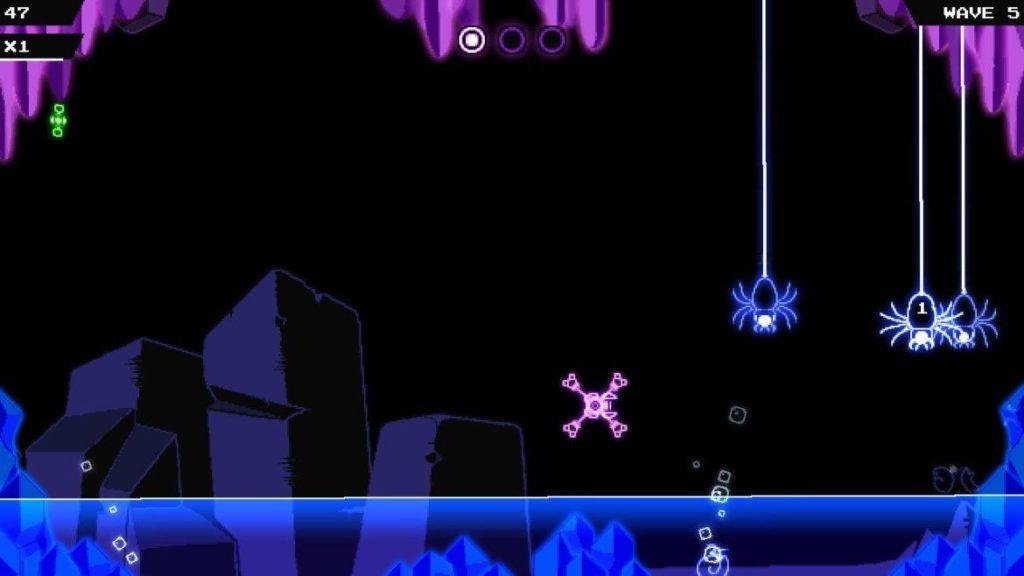 Обзор: Neon Caves - Покорение глубины 4