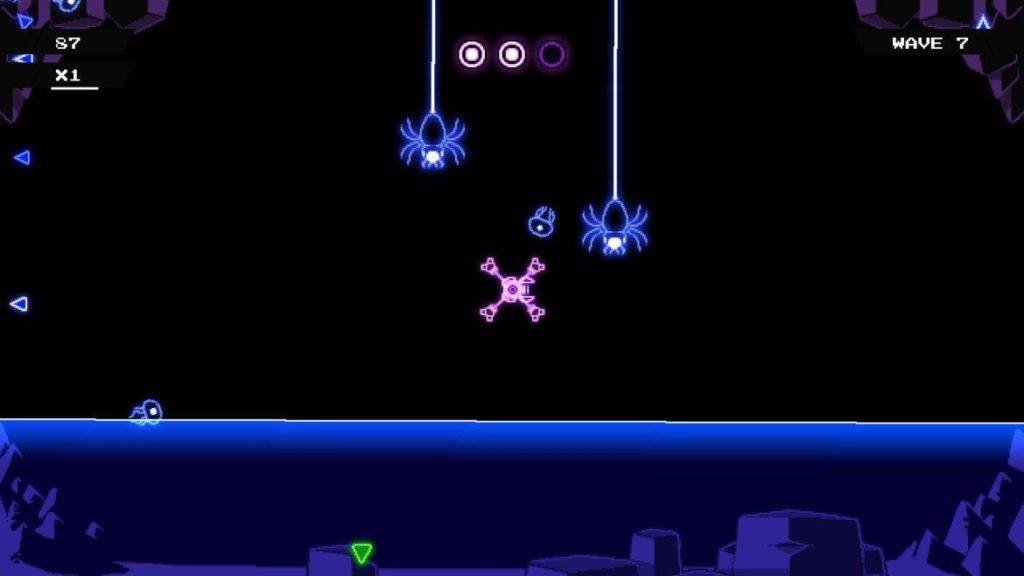 Обзор: Neon Caves - Покорение глубины 1