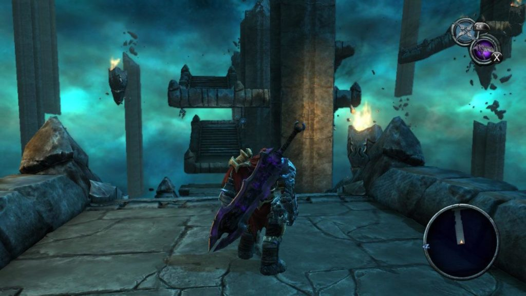 Обзор: Darksiders Warmastered Edition - Зов всадника 12