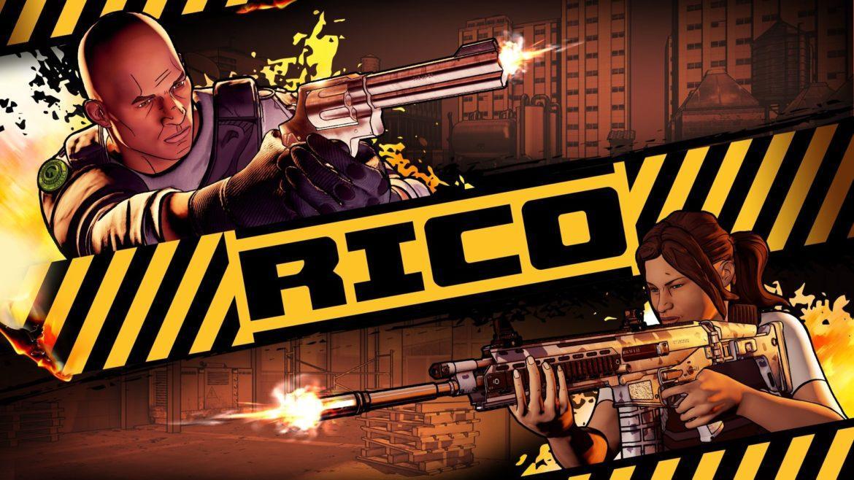 Обзор: RICO - Max Payne на самых минимальных минималках. 9