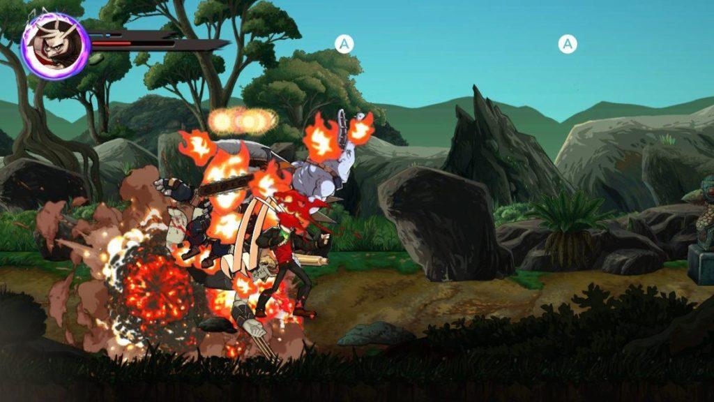 Обзор: Dusty Raging Fist - Борьба бобра с ослом или кто кого: кит или слон. 2