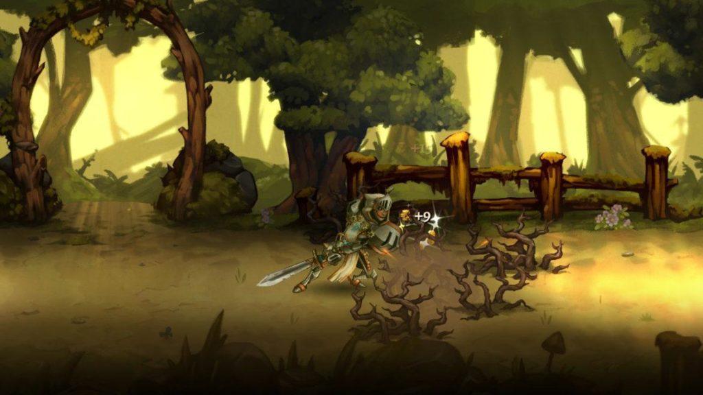 SteamWorld Quest - Средневековая механизация 10