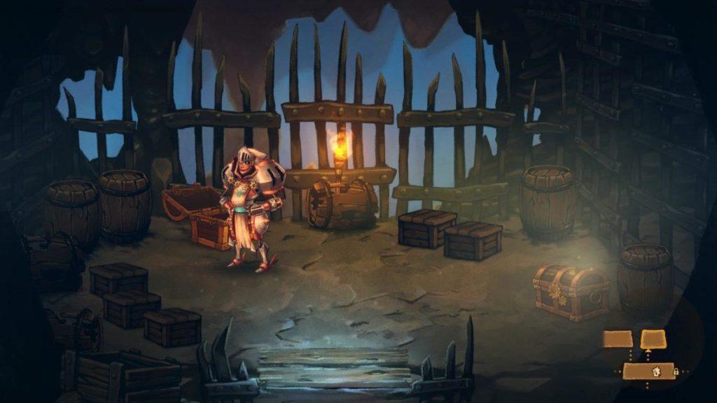 SteamWorld Quest - Средневековая механизация 13