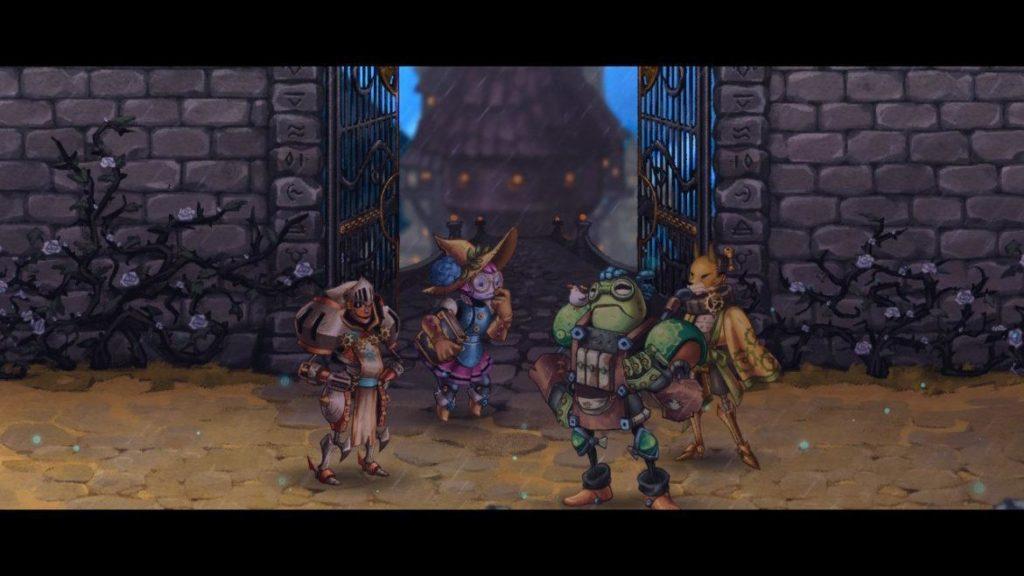 SteamWorld Quest - Средневековая механизация 30