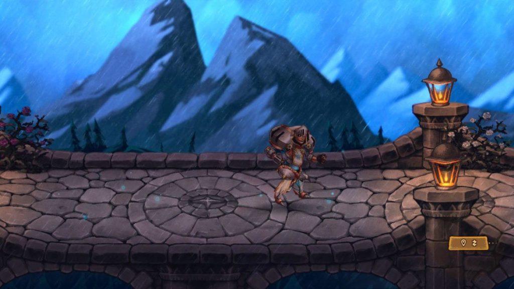 SteamWorld Quest - Средневековая механизация 33