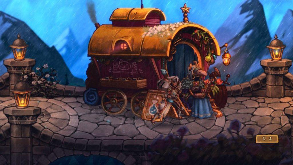 SteamWorld Quest - Средневековая механизация 22