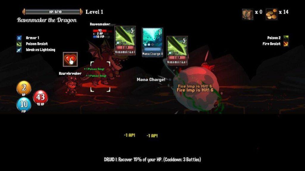 Обзор: Monster Slayers - Карты, лут, две капли крови 6
