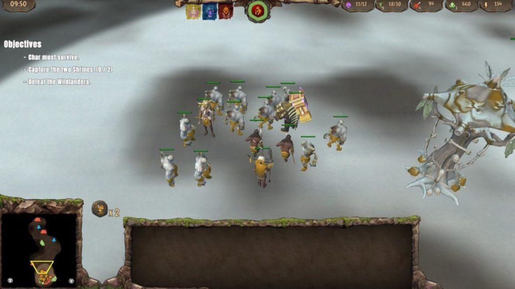 Обзор: Warparty – Миллионы лет до эры Warcraft 9