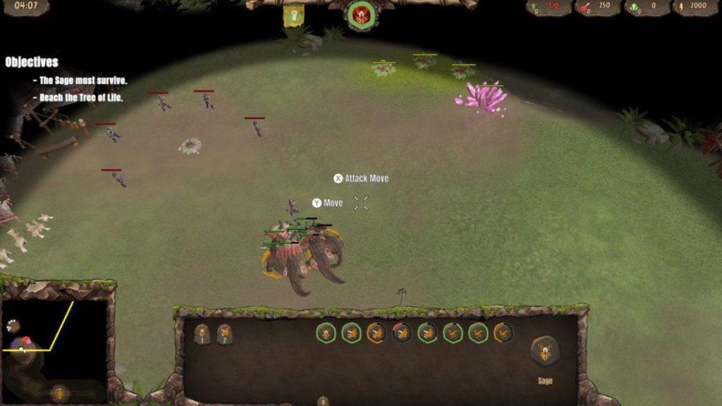 Обзор: Warparty – Миллионы лет до эры Warcraft 4