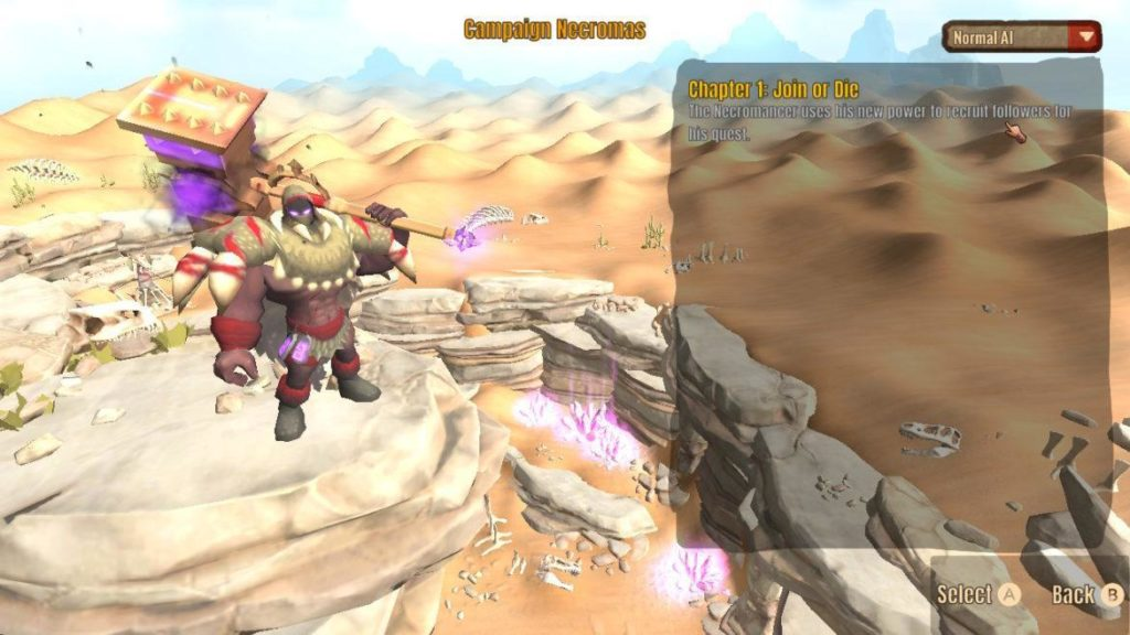 Обзор: Warparty – Миллионы лет до эры Warcraft 3