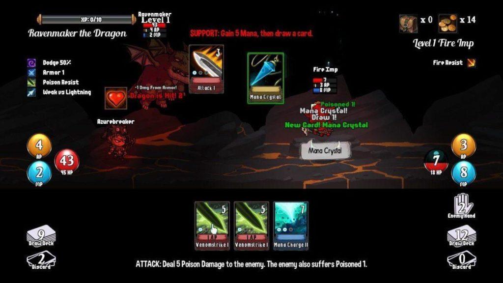 Обзор: Monster Slayers - Карты, лут, две капли крови 4