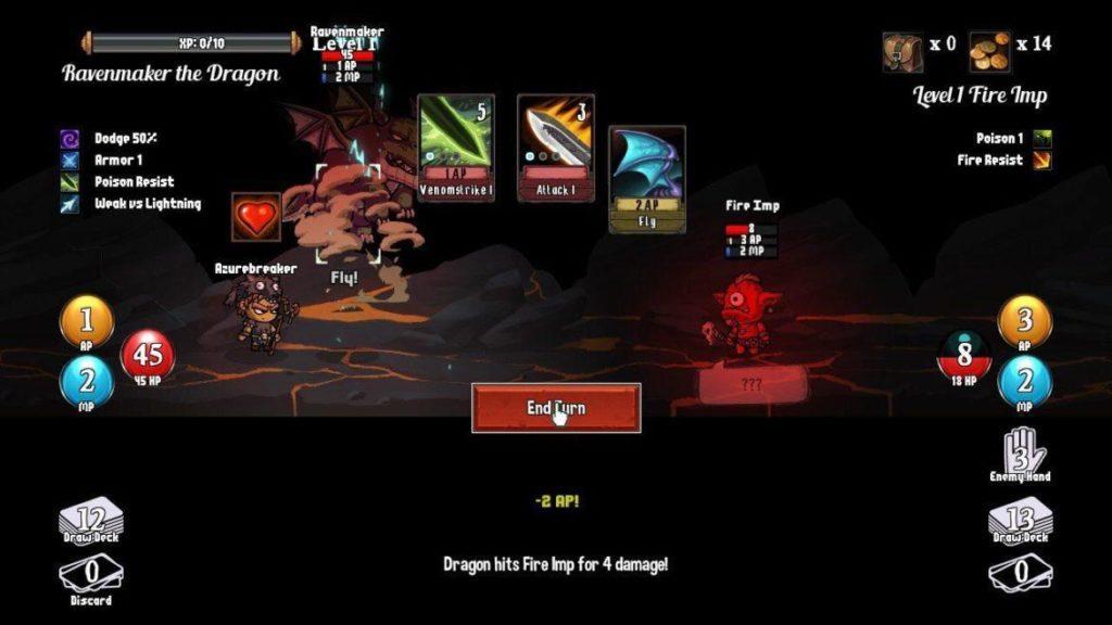 Обзор: Monster Slayers - Карты, лут, две капли крови 1