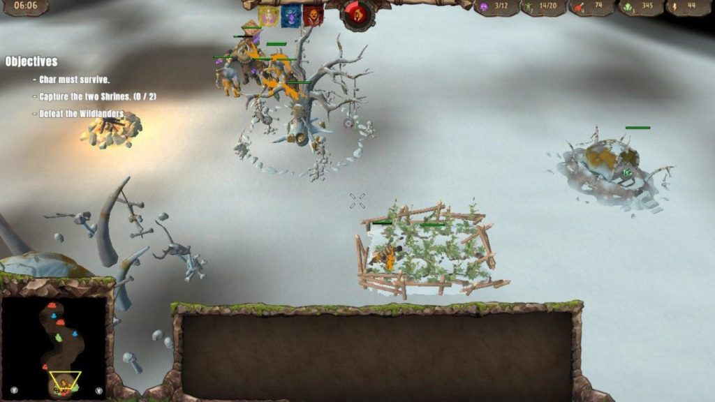 Обзор: Warparty – Миллионы лет до эры Warcraft 6