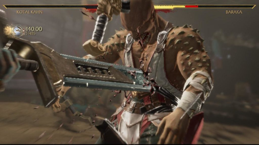 Обзор: Mortal Kombat 11 – Мордобой длиною в жизнь 25