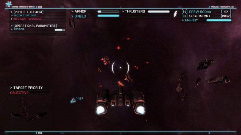 Обзор: Strike Suit Zero: Director's Cut - Тленное бытие космического вояки 30