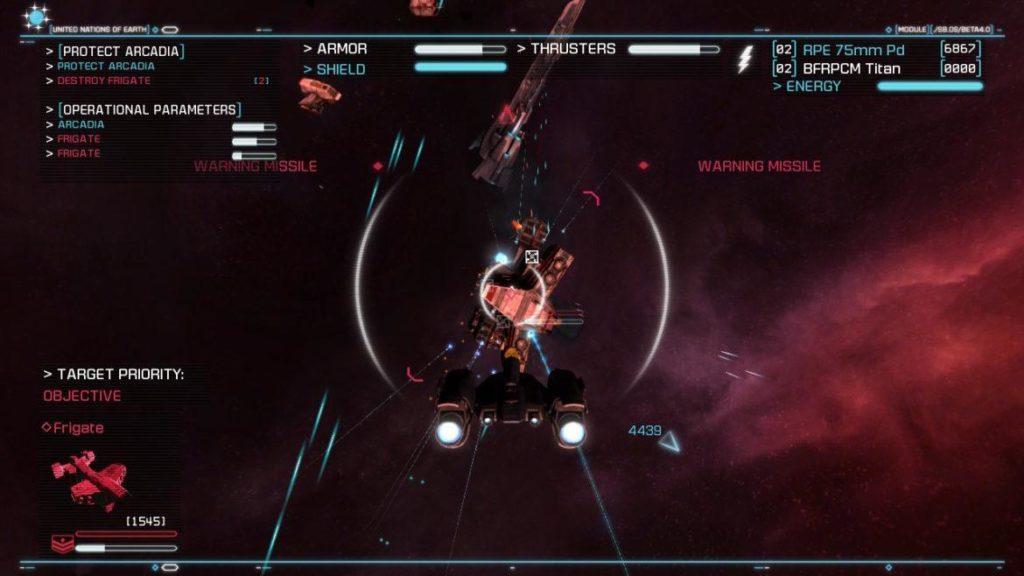 Обзор: Strike Suit Zero: Director's Cut - Тленное бытие космического вояки 25